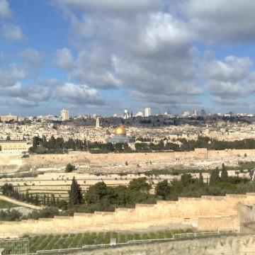 """"""" Il monte Sion, dimora divina, è la città del grande Sovrano"""" (Salmo 48)"""