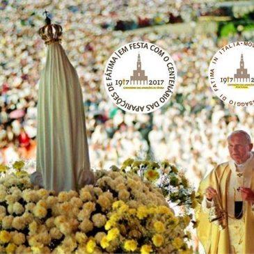 Pellegrinaggio della Madonna di Fatima
