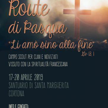 Route di Pasqua 2019
